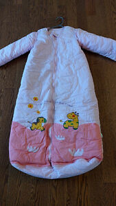Sleeping bags for baby to 5 years old (all seasons)