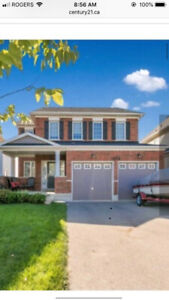 Beautiful home for sale in North Oshawa by owner
