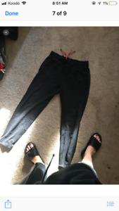 Men's sweatpants lulu size large