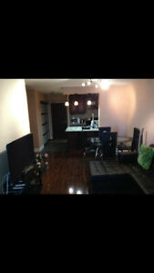 FULLY FURNISHED CONDO NEAR BAY AND BLOOR FOR RENT