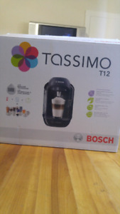 Never been used Tassimo