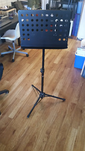 Yorkville Music Stand and Keyboard Stand for Sale - Pick Up Only