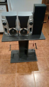 Great Stereo Stand On Sale!!
