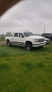 2006 Chevy 1500HD