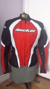 Joe Rocket bike/Motorcycle textile jacket SM (women)