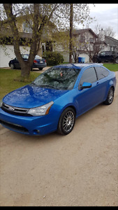 2010 Ford Focus SES Coupe (2 door)