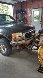 2003 GMC Sierra 2500 Sle Plow truck