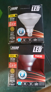 LED Potlight bulbs