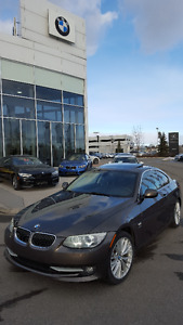 2011 BMW 335xi Coupe *FACTORY BMW COMPREHENSIVE WARRANTY REMAINS