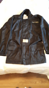 Rhyno motorcycle rain jacket size medium