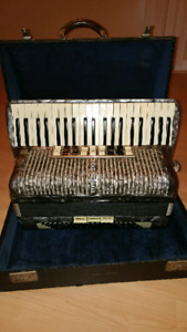 Hohner verdi lllM accordion