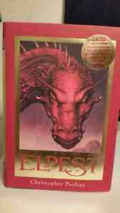 Christopher Paolini eragon collection London Ontario image 8