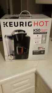 Brand New Kuerig K50 coffee maker