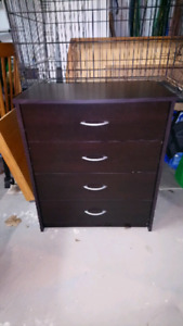 Small 4 Drawer Dresser - NEW!!!