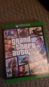 Grande theft auto 5 an battle field 1 for Xbox 1