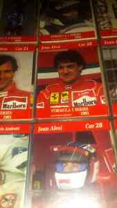 Formula 1 Series trading cards