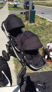 Baby Jogger City Select Double Sroller