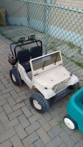 Fisher-Price Wrangler Jeep for sale