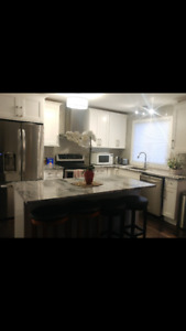 Fully Renovated Spacious Bungalow in Pierrefonds