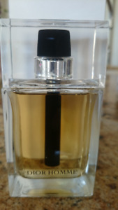 NEW Christian DIOR HOMME EDT for Men 100 ml Tester Unboxed