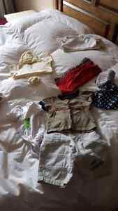Boy Newborn to 3 month Clothing