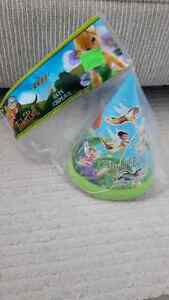Brand new tinker bell party hats &birthday crown