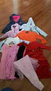 12 month girls mixed lot (25 pieces)