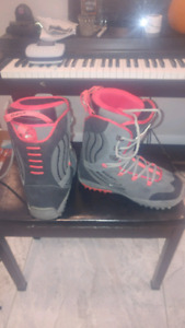Keeper mens snowboard boots