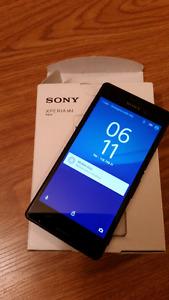 Sony xperia m4 aqua. Freedom mobile. (Wind mobile)