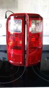 2008 Ford F250 Tail Lights