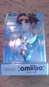 Pit Amiibo pour Super Smash Bros 4 pour Wii U et 3DS
