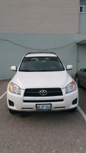 2012 TOYOTA RAV 4 11500$$-OR BEST OFFER