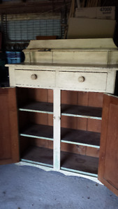 Antique Pine, Jelly/Jam Cupboard