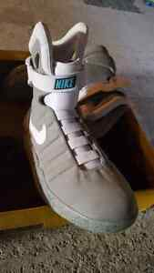 Back to the future replicas size 11 London Ontario image 6