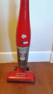 Roll over image to zoom in Dirt Devil Accucharge 15.6 Volt Cordl