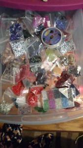 Jewellery and beads