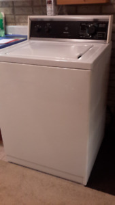 Washer & Dryer compo h/capacity in a very good working condition