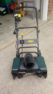 Electric Snow Blower (for parts)
