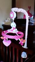 hello kitty bed play set +play mate for girls and bounce