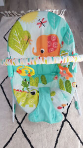 Bright stars bouncer chair for baby