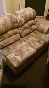Free Couches (Good Condition) Peterborough Peterborough Area image 1