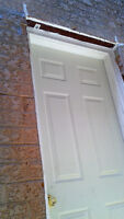 concrete cutting , install doors and windows
