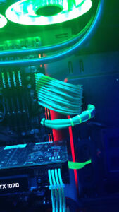 Custom Gaming PC - GTX 1070 - AND MORE -
