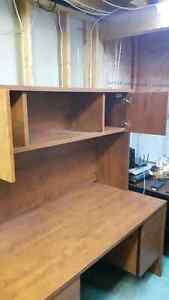 Office Desk with Hutch Cambridge Kitchener Area image 3