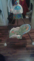 Swing and Stroller!!!! Good Condition