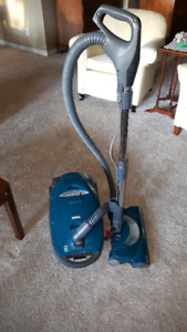 Canister Vacuum - Kenmore model no. 116