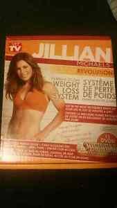Jillian Michaels body revolution full kit