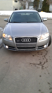 2006Audi 2.0 T Quattro 6spd fully loaded