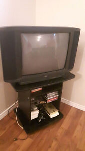 RCA TV AND STAND