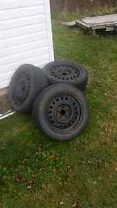 5x110 steel wheels